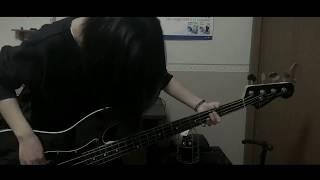 BLACK MEMORYをベースで弾きました。 しぇくぴさんとのコラボバージョン...