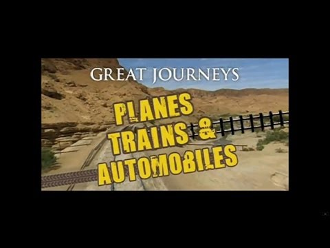Globe Trekker  Special  - Great Journeys: Planes, Trains and Automobiles