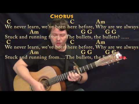Sign Of The Times (Harry Styles) Guitar Cover Lesson with Chords/Lyrics - Capo 5th - Munson