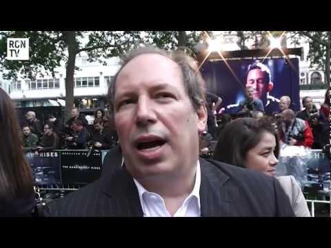 Hans Zimmer Interview - Bane Chant, Man Of Steel & Inception 2 - Dark Knight Rises European Premiere