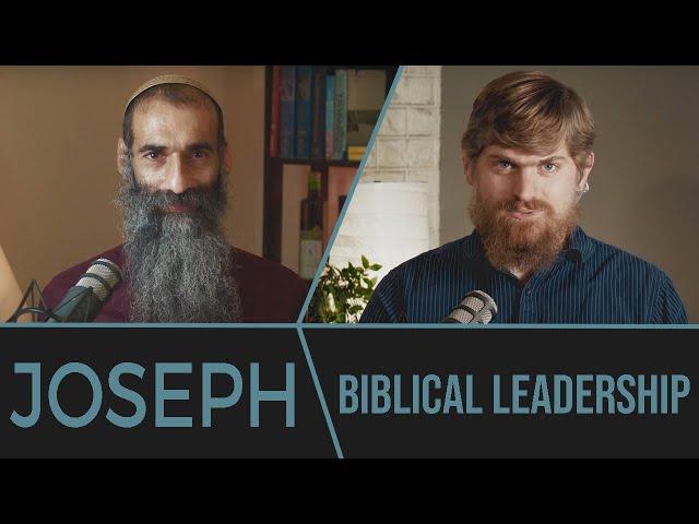 VaYigash - Biblical Leadership