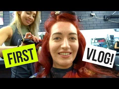 MY FIRST (AUSTRALIAN) VLOG! | JESS BUNTY