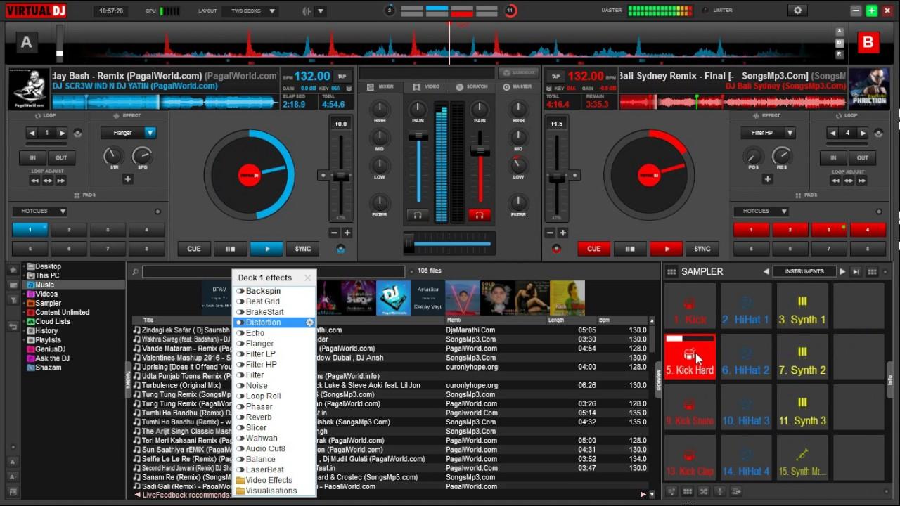 Party Mix Virtual Dj 8 Apk Youtube