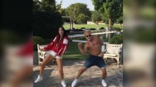 Итальянец 50-летний миллионер Джанлуки Вакки - новый стиль танца (gianluca vacchi)(, 2016-09-10T16:50:35.000Z)
