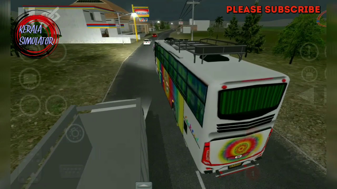 Download ONENESS COCKTAIL + livery link  (Bussid) #2499
