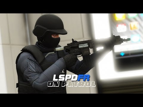 LSPDFR - Day 266 - Terrorists in the Subway (Live Stream)