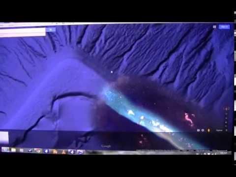MASSIVE UFO Discovered 2015  Kingman Reef ...