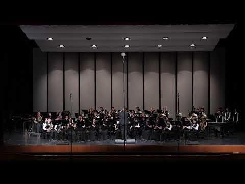Rippling Watercolors (4k) - Henry Middle School Honors Band 2017/2018 - UIL