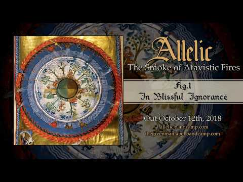 Allelic - The Smoke of Atavistic Fires (2018) Full Album Mp3