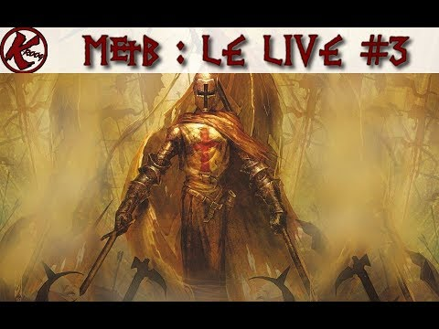 [LIVE] Boutons les anglais hors d'angleterre -  Mount & Blade FR
