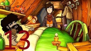 Goodbye Deponia Walkthrough Guide (part 13) PC HD 1080p