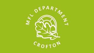 MFL at Crofton School