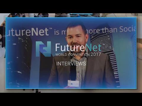 2017 FutureNet Poland Event Interview with Ryan Conley Bitcoin Miner l FuturoCoin