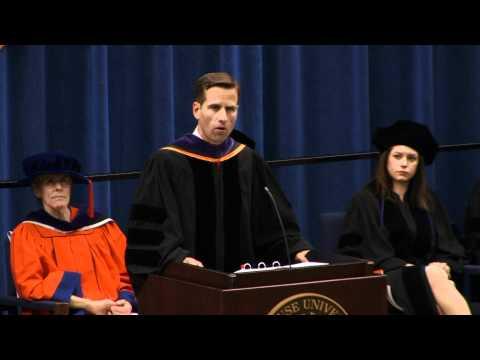 "Joseph R. ""Beau"" Biden III addresses the Class of 2011"