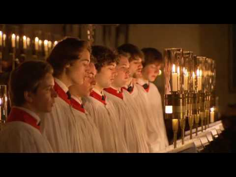 Nativity Carol   :    Kings College Choir, Cambridge