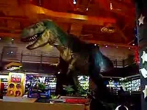 Jurassic Park Toys R Us New York City Youtube