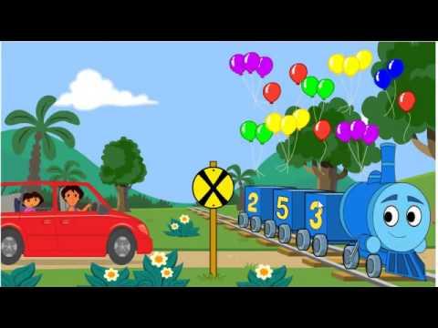 Одень Дашу # Мультик игра для детей # Приключение Даши Путешественницы