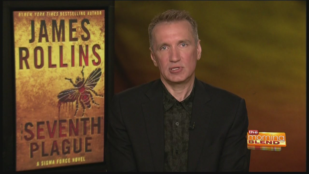 The Seventh Plague by James Rollins - YouTube