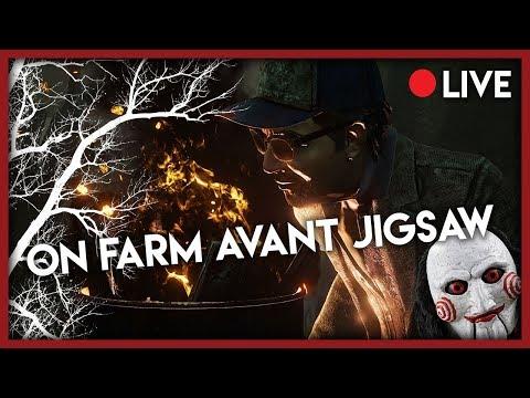 ON FARM AVANT JIGSAW ! - Dead By Daylight
