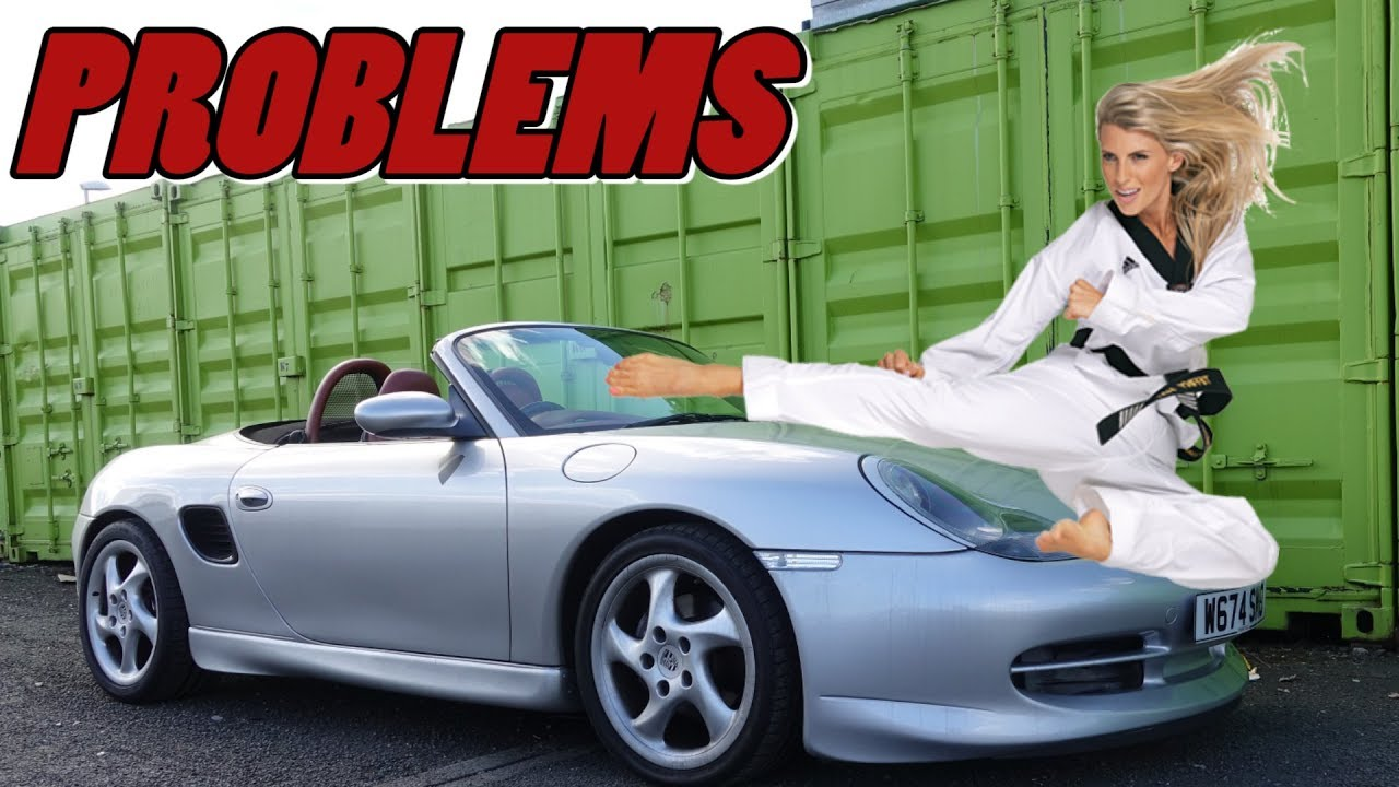 5 Problems With My 986 Porsche Boxster Vlog