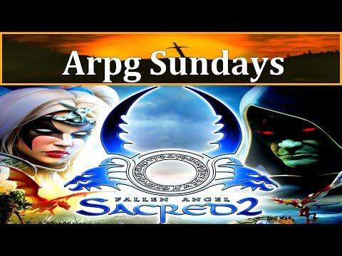 Arpg Sundays  Sacred 2 Gold - Fallen Angel!