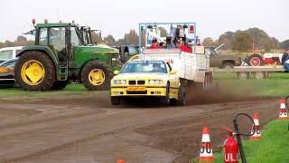 Carpulling Snelrewaard 2011 Trouble Maker 2de manche autotrek