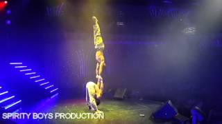 SPIRITY BOYS PRESENT     VELOCITY HAND TO HAND ON   MSC MV MUSICA