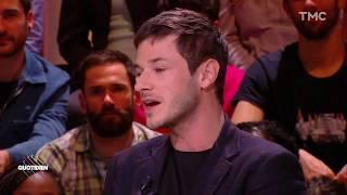 Isabelle Huppert et Gaspard Ulliel pour le film 'Eva'