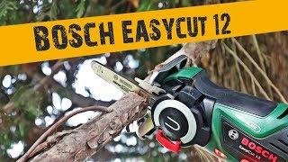 BOSCH EasyCut 12 Şarjlı Mini Testere İncelemesi