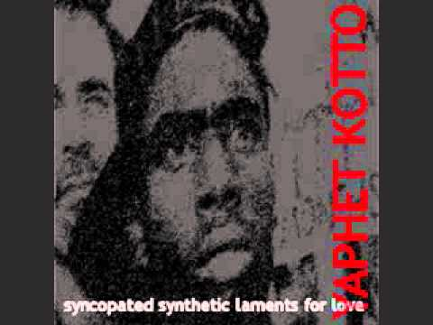Yaphet Kotto - Synchopated Synthetic Laments Of Love LP
