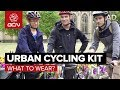 What To Wear While Cycling In A City