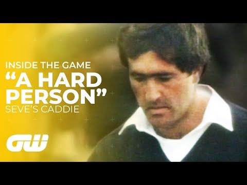What Seve and Langer were REALLY Like to Caddie For | Inside The Game | Golfing World