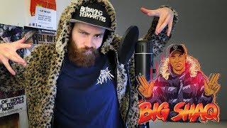 Big Shaq - Man's Not Hot  (Metal Cover)