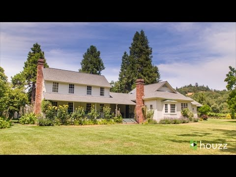 Fred MacMurray's Enduring Farmhouse Retreat