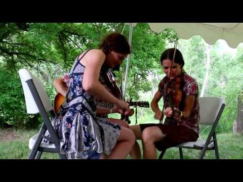 Grub Springs - Twin Fiddling by Mary Jane Epps and Michele Lanan with Guitar by Joseph Dejarnette