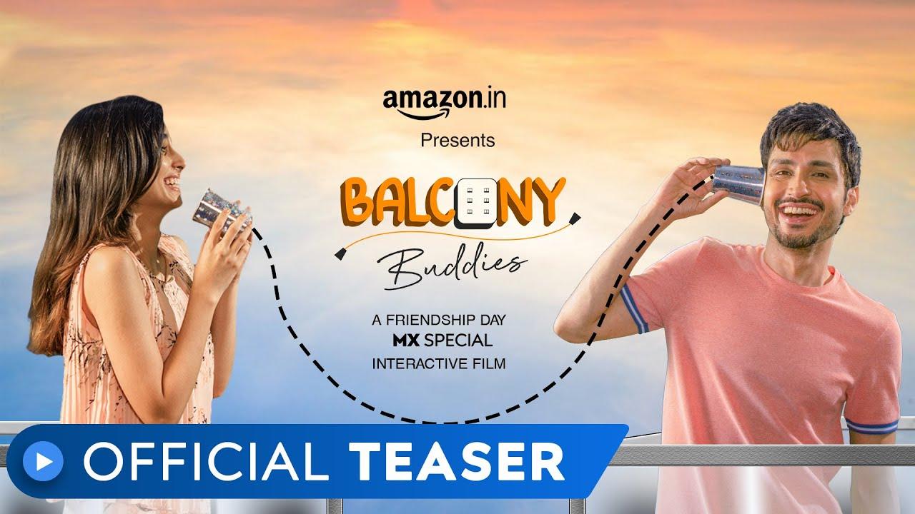 Balcony Buddies | Official Teaser | Amol Parashar | Aisha Ahmed | MX Player