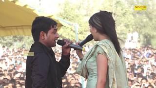 Khatk gaya Suit Tera Kala | Sapna Aur Papsi Ki Nok Jhok  |  Comedy & Masti |  Latest haryanvi 2018
