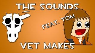 The Noises & Sounds Vet Makes
