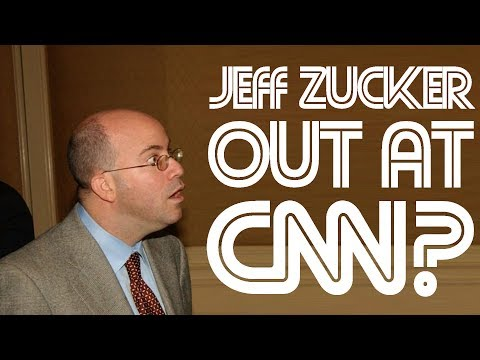 Jeff Zucker Out At CNN?