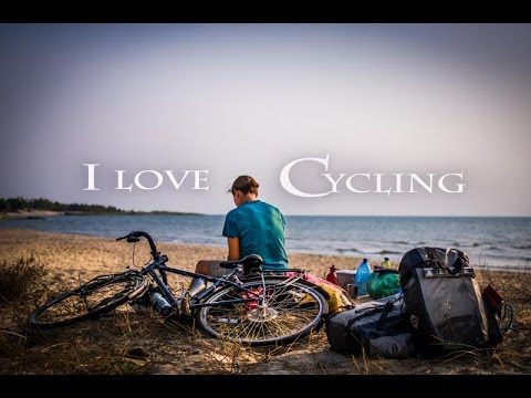 I travel by bike (cycling documentary) - Cycling Adventure