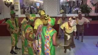 #YORUBA TRADITIONAL DANCE STAGED IN PARIS-FRANCE#