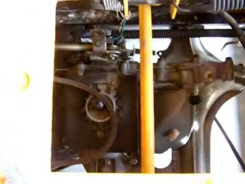 Cub Cadet Drive Belt Replacement  YouTube