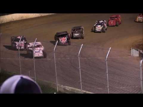 American Modified Series B-Main #1 from Florence Speedway, October 22nd, 2016.