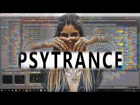 PSYTRANCE Ableton Template (Vini Vici,...