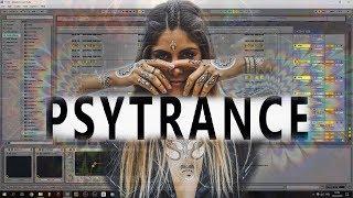 PSYTRANCE Ableton Template (Vini Vici, Liquid Soul Style) Project