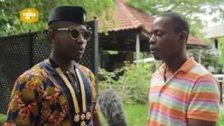 Okyeame Kwame is a legend i come nowhere close to him - FLOWKING  sets the record str8 on VibesIn5
