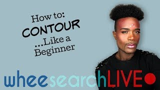 How To Contour Like a….Beginner