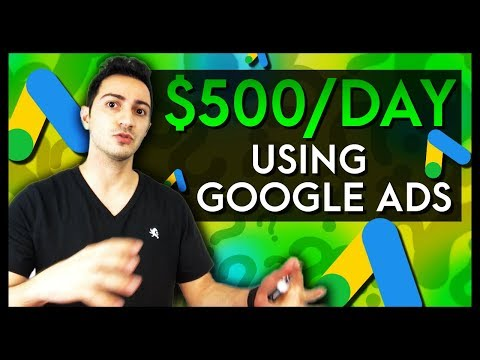 How to Make $500 a Day From Affiliate Marketing With Google Ads