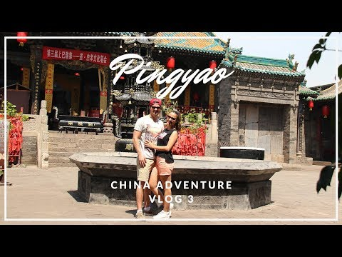 Pingyao - One of the Oldest Villages in China | #ChinaTrip Vlog 3
