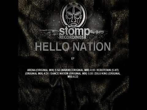 Hello Nation: Zulu King